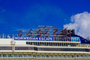 Norwegian Escape 2017 – Day 7 (Sea Day)